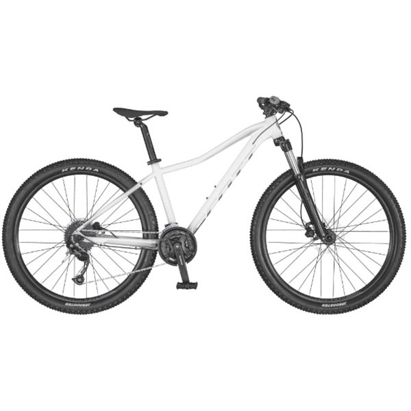 SCOTT CONTESSA ACTIVE 40 WHITE BIKE