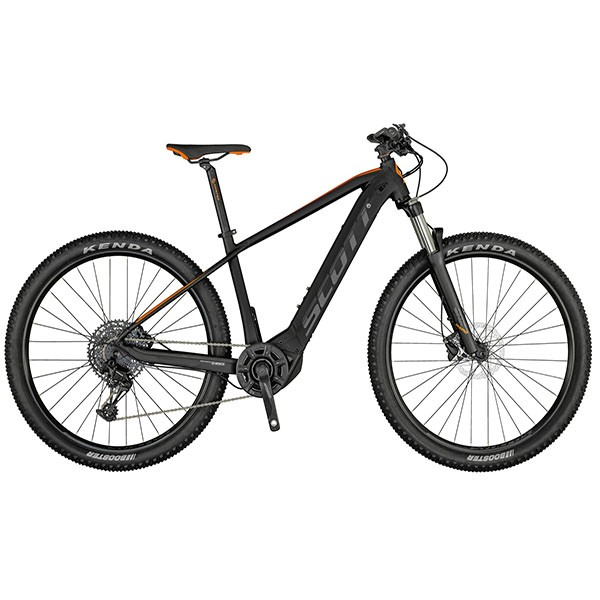 SCOTT ASPECT eRIDE 920 BLACK BIKE