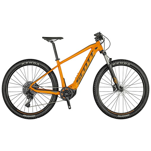 SCOTT ASPECT eRIDE 920 ORANGE BIKE