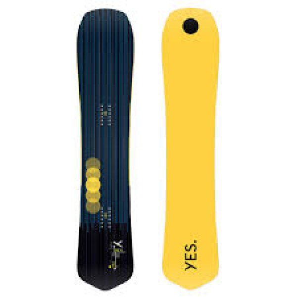 Yes. The Y. Snowboard 2021