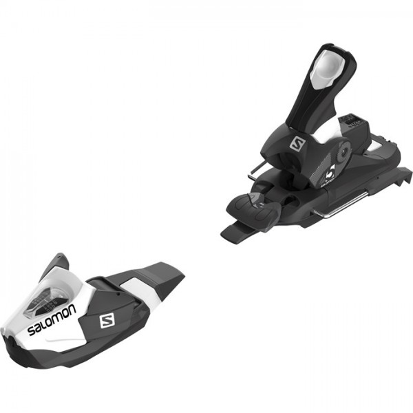 Salomon C5 Ski bindings - Big Kids' 2019