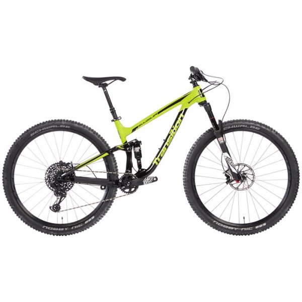 Transition Smuggler GX evo Complete Mountain Bike 2017