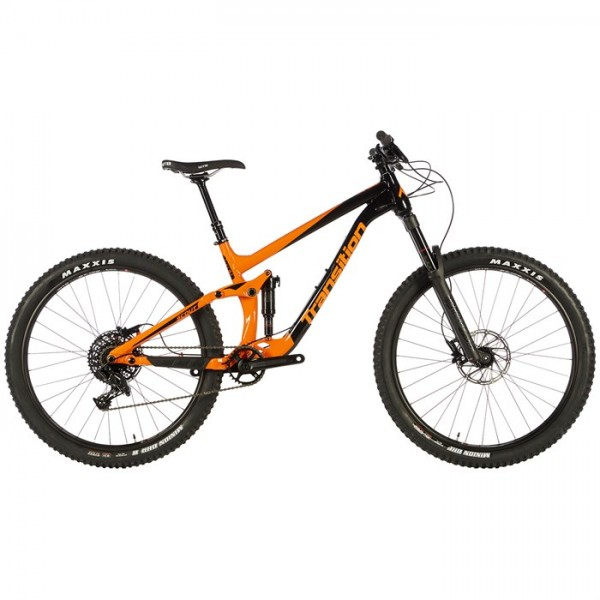 Transition Scout NX Complete Mountain Bike 2018