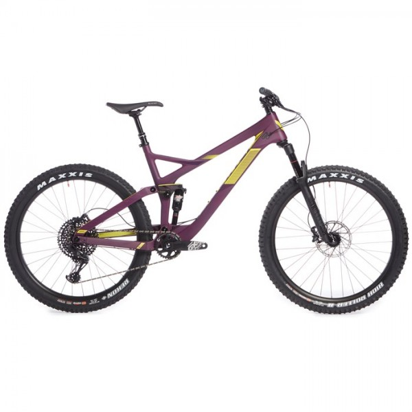 Devinci Marshall Carbon GX Complete Mountain Bike 2018