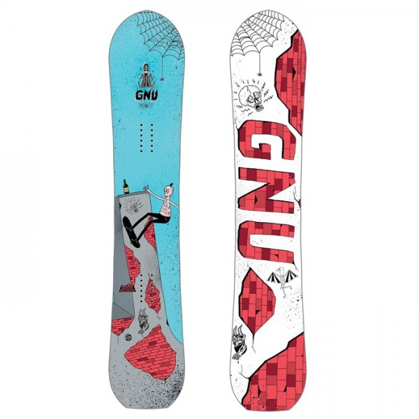 GNU Money C2E Snowboard 2019