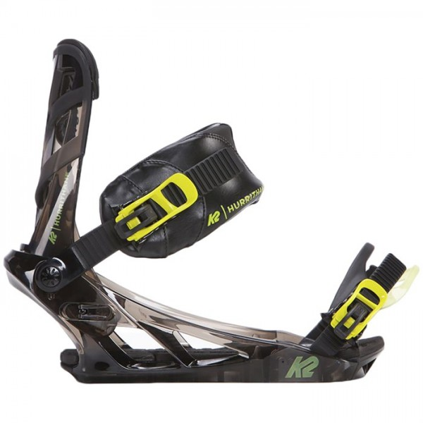 K2 Hurrithane Snowboard Bindings 2018