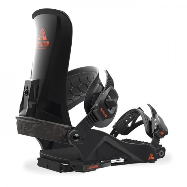 Union Expedition FC Snowboard Bindings 2018
