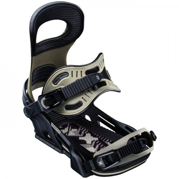 Bent Metal Transfer Snowboard Bindings 2017