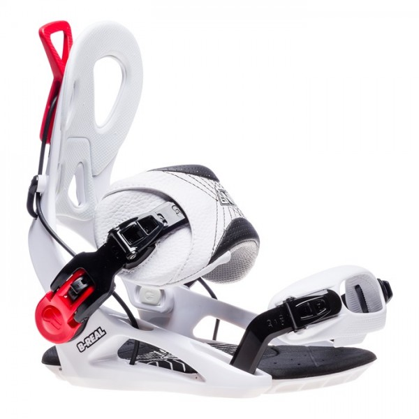 GNU B-Real Snowboard Bindings - Women's 2019