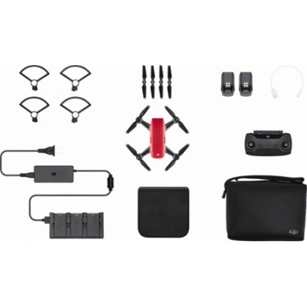 DJI - Spark Fly More Combo Quadcopter