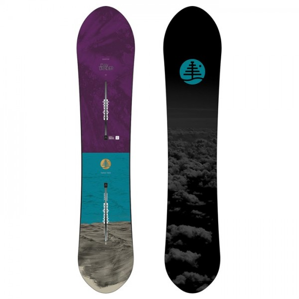 Burton Family Tree Day Trader Snowboard - Women's 2018