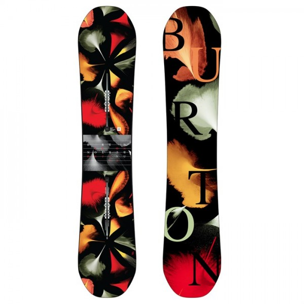 Burton Deja Vu Flying V Snowboard - Women's 2018