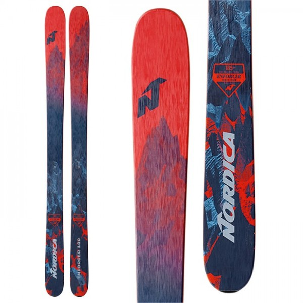 Nordica Enforcer 100 Skis 2018
