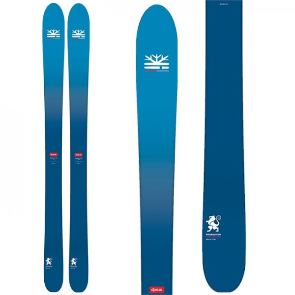 DPS Wailer 106 Foundation Skis 2019