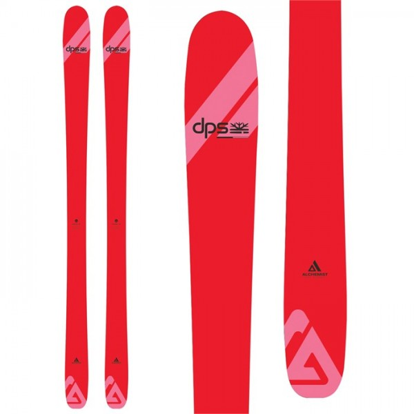 DPS Cassiar 87 Alchemist Skis 2019