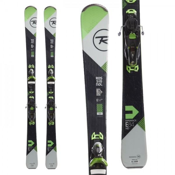 Rossignol Experience 84 HD Skis ​+ SPX 12 Konect Demo Bindings 2017 - Used