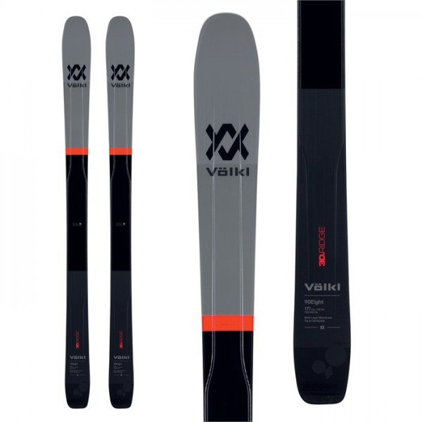 Volkl 90Eight Skis 2019