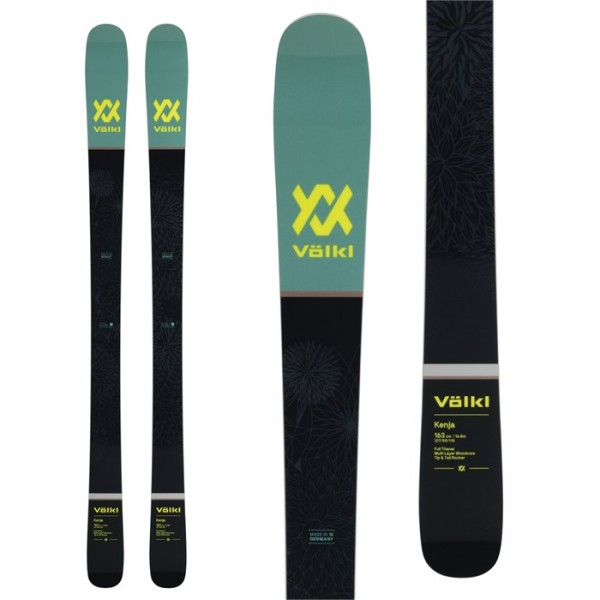 Volkl Kenja Skis - Women's 2019