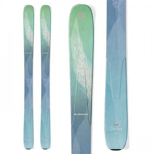 Blizzard Sheeva 10 Skis - Women's 2019