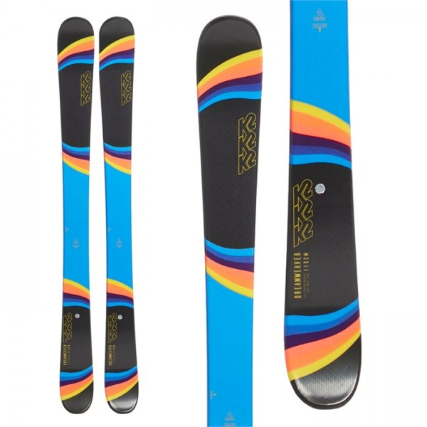 K2 Dreamweaver Skis - Girls' 2019