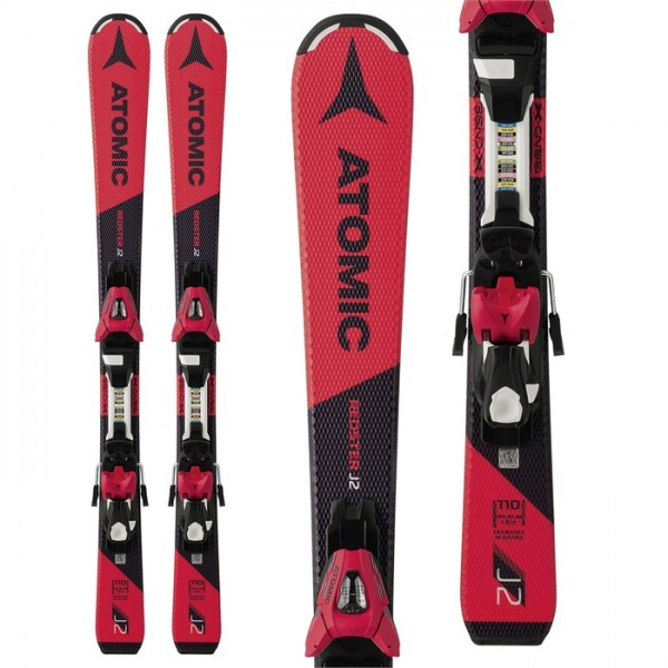 Atomic Redster J2 Skis ​+ C 5 ET Bindings - Little Boys' 2019