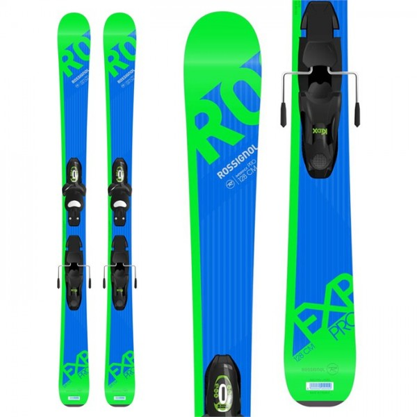Rossignol Experience Pro Skis ​+ Kid X 4 Bindings - Boys' 2018